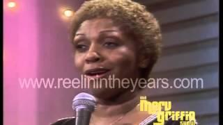 Whitney and Cissy Houston  Duet Medley Merv Griffin Show 1983