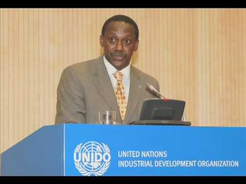 Kandeh K. Yumkella's Speech at the 37th IDB
