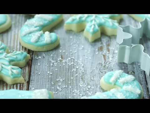 Cut Out Sugar Cookies | Gluten-Free Christmas Cookies