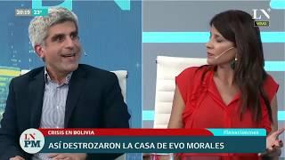 La tensión en Bolivia con Evo Morales, un revés para Alberto Fernández