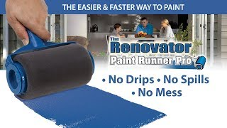 Paint Runner Pro FB ad VS Old Technology Rollers