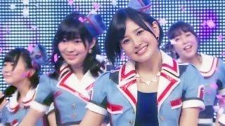 【Full HD 60fps】 HKT48 12秒 <フルコーラス歌詞付>(2015.05.16) 5th Single