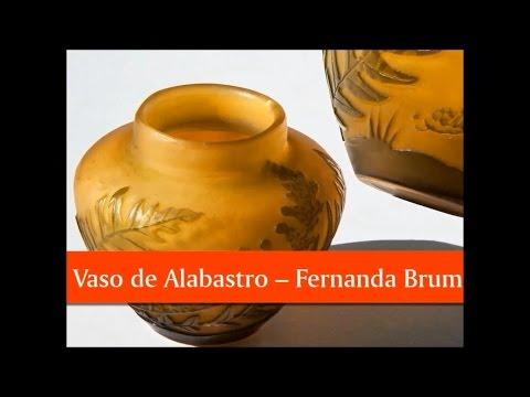 Vaso de Alabastro - Fernanda Brum (Playback e Legendado)