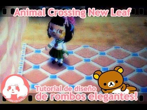 animal crossing new leaf tutorial de dise o de caminos