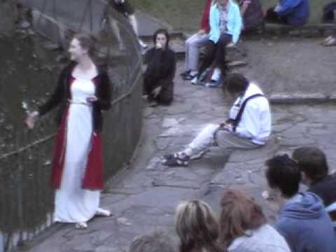 Grosvenor Park Young Theatre Company - Monologue 4
