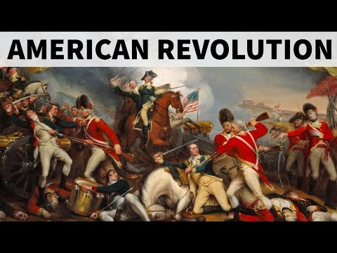 American Revolution - World History for UPSC/IAS/PCS/SSC