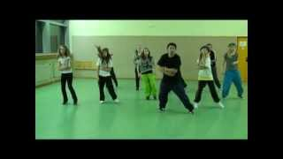 Hip Hop Tutorial 6 - Stefan Jähne, Wolfsburg, Rhythm Of Motion