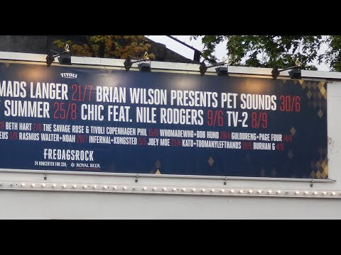BRIAN WILSON - 30 06 2017 - PET SOUNDS - Tivoli - Copenhagen, Denmark