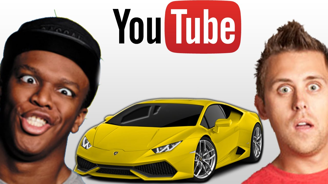 Top 5 Best YouTuber SUPERCARS - YouTube
