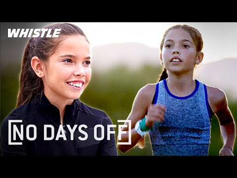 13-Year-Old FASTEST Long Distance Runner 💪