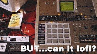 Making a lofi hip hop beat on the Roland MV-8000
