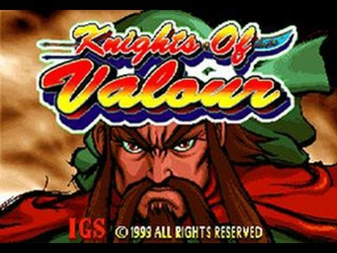Knights of Valour Plus (Arcade)