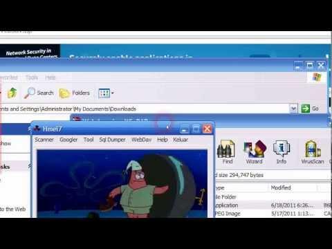 Hướng dẫn Hack website Tàu bằng phần mềm Webdav cho Newbie