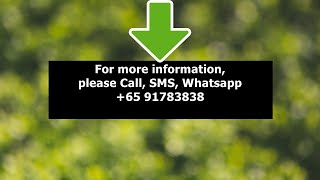 Queens Peak by MCC Land Official Marketing Video (Call, SMS, Whatsapp +65 91783838