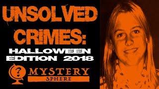 Unsolved Halloween Murders - Ronald Sisman, Tony Bagley, Martha Moxley, Marvin Brandland, Cindy Song