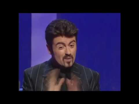 George Michael  Parkinson Rare Video