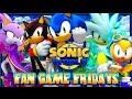 Fan Game Fridays - Sonic World Playthrough