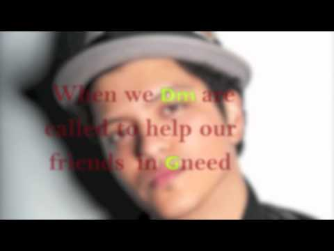 Bruno Mars - Count On Me Lyrics And Chords Guitar And Ukulele HD