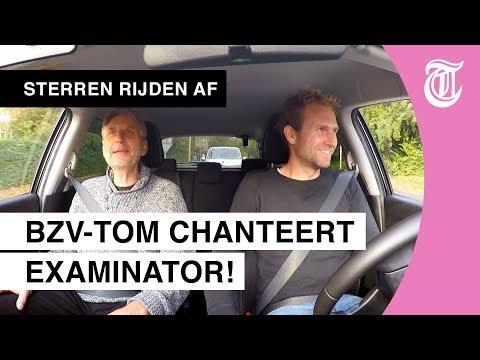 Boer Tom maakt er een lolletje van - STERREN RIJDEN AF #08
