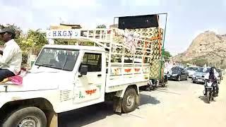 TC Varun anna convey at Kalyandurgam