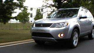 Roadfly.com - 2007 Mitsubishi Outlander Car Review