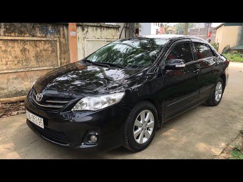 (Xe đã bán) Corolla Altis 2013.Tư nhân số tự động.Xe có bảo hành.Giá 485 trieu.Lh 0936122633.