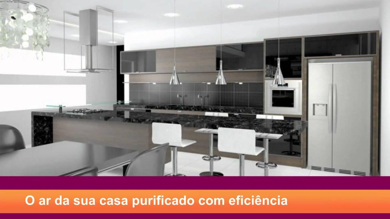 #C44A07  .com.br l Depurador de Ar p/ 4 Bocas BAA60D Bivolt Brastemp   1920x1080 px Projetos De Cozinhas Brastemp #439 imagens