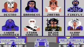 C64 Longplay - G.I. Joe