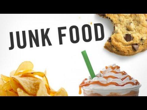 I CAN'T STOP EATING SUGAR & JUNK FOOD