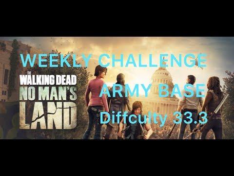 [The Walking Dead: No Man's Land] BLOW IT UP 実況