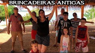 MELHORES BRINCADEIRAS ANTIGAS