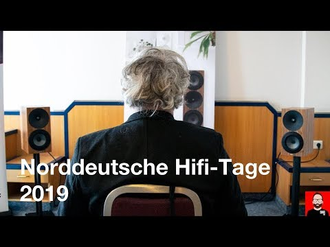 Norddeutsche Hifi-Tage 2019 --- a two-minute flashback!