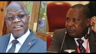 Kauli ya Charles Tizeba kwa Rais Magufuli baada ya kumtumbua