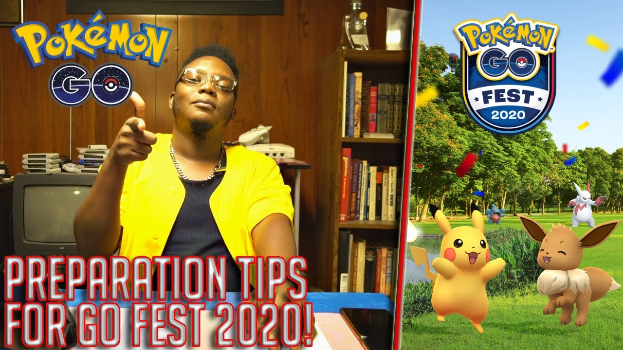'Pokmon GO' Fest 2020 Day 2: Rocket Straight To Victory Steps ...