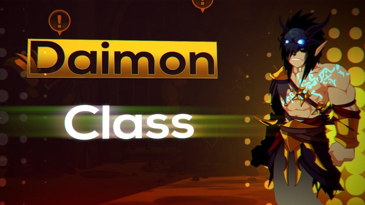 Aqw Daimon Class