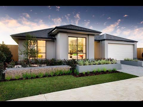 Casablanca - Modern Home Design - Dale Alcock Homes