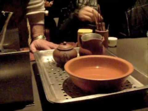How to make Chinese (Taiwanese) tea 〜中国茶の淹れ方〜