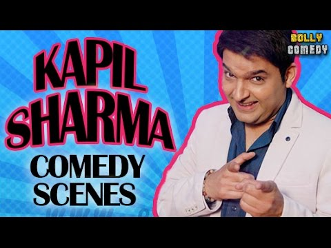 The Kapil Sharma Show | Comedy Scenes | Hindi Movies 2017 Full Movie | Hindi Comedy Movies