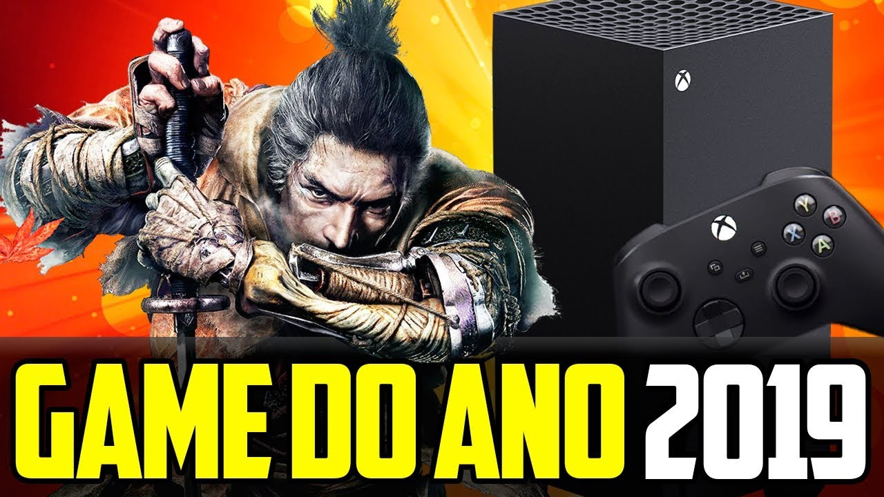 SEKIRO GOTY, NOVO XBOX E PRIMEIRO JOGO DO PS5! - RESUMO THE GAME AWARDS 2O19