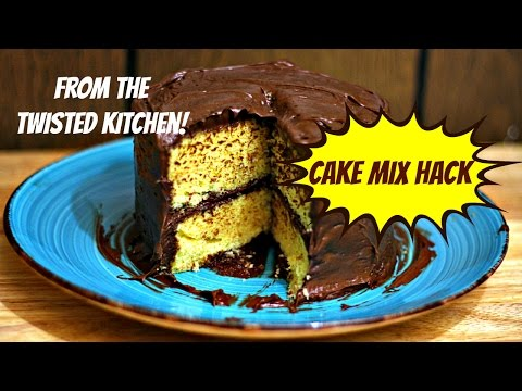 Cake Mix Hack (The Twisted Kitchen)