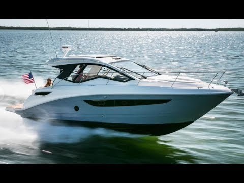 2018 Sea Ray Sundancer 350 Coupe Boat For Sale at MarineMax Clearwater