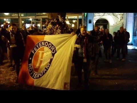 Массовые  драки болельщиков в Одессе / Mass fight fans in Odessa