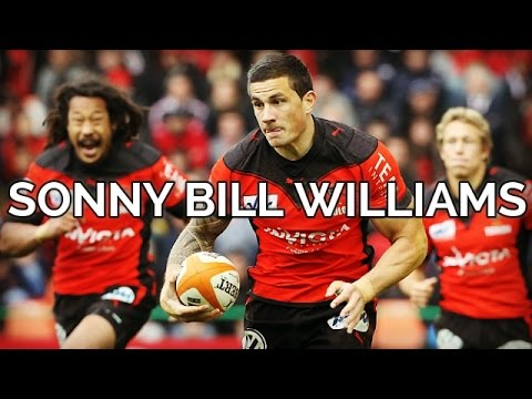 SONNY BILL WILLIAMS - TOULON