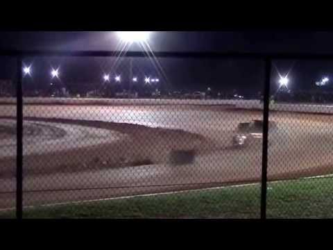 Golden Isles Speedway 7/25/2015 Limited Late Models.  Woodrow Mullis got the win!
