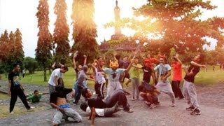 Parkour Bali - Harlem Shake Indonesia