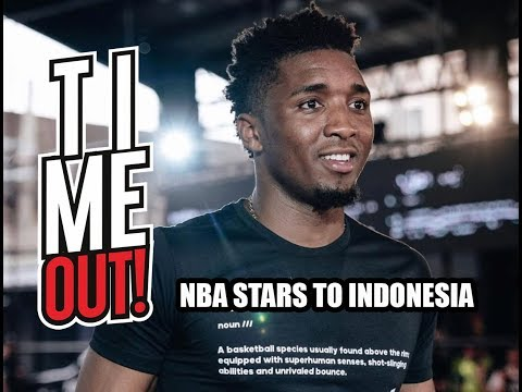 Time Out #136: Will NBA Stars Come to Indonesia? Donovan Mitchell in Manila & Gallinari in Vietnam.