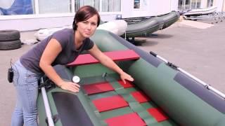 Манометр для надувной лодки
