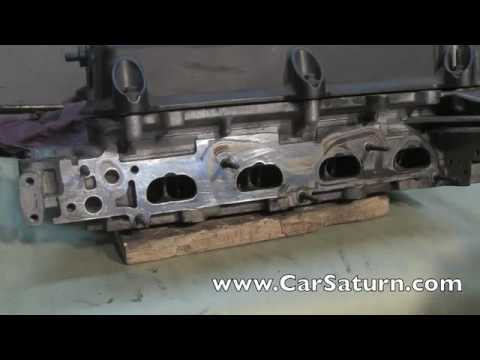 Saturn Intake manifold repair – Part 2