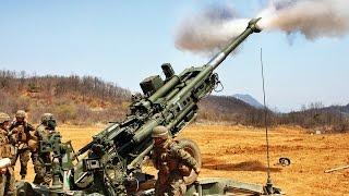 M777榴弾砲(155mm)砲撃訓練・タリスマンセイバー2015 - M777 Howitzer Live Fire, Talisman Saber 2015