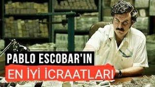 Pablo Escobarın en iyi icraatları ve Racon Sahneleri